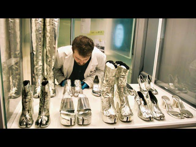 """マルタン・マルジェラ本人が語る""""足袋ブーツ""""の誕生秘話/映画『マルジェラが語る""""マルタン・マルジェラ""""』本編映像"""
