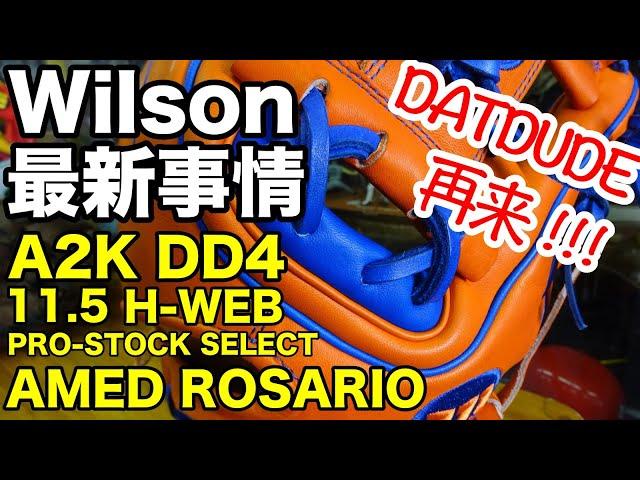 「DD4」ウイルソン最新事情/A2K【#2845】