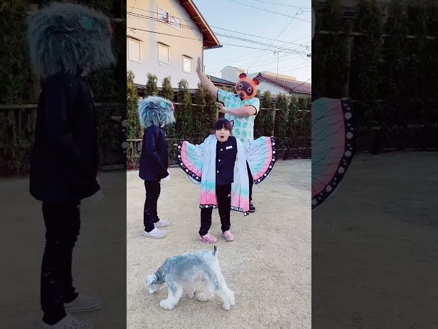 鬼滅の刃と仲間外れのヤツがいる❗ #Shorts - はねまりチャンネル