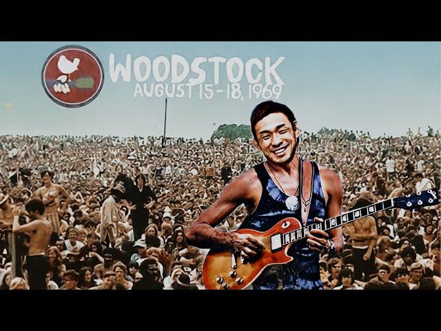 伝説のコンサート ウッドストック1969を語ってみた!
