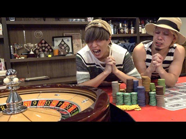 【ギャンブル】カジノで全財産かけてみた