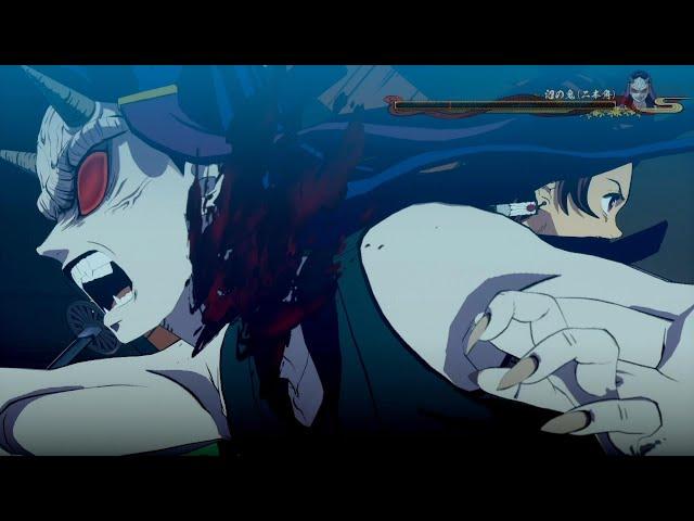 【ヒノカミ血風譚/鬼滅の刃】第二章~沼の鬼~ アニメーションのみ Demon Slayer THE HINOKAMI CHRONICLES