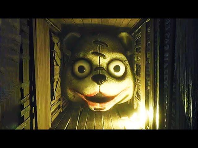 『人喰いクマさんの館』から脱出せよ【Dark Deception】12