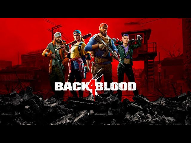 【Back 4 Blood】PvPが面白すぎてやめられないんですけど!